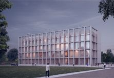 Innovation + Incubation Building, Cork